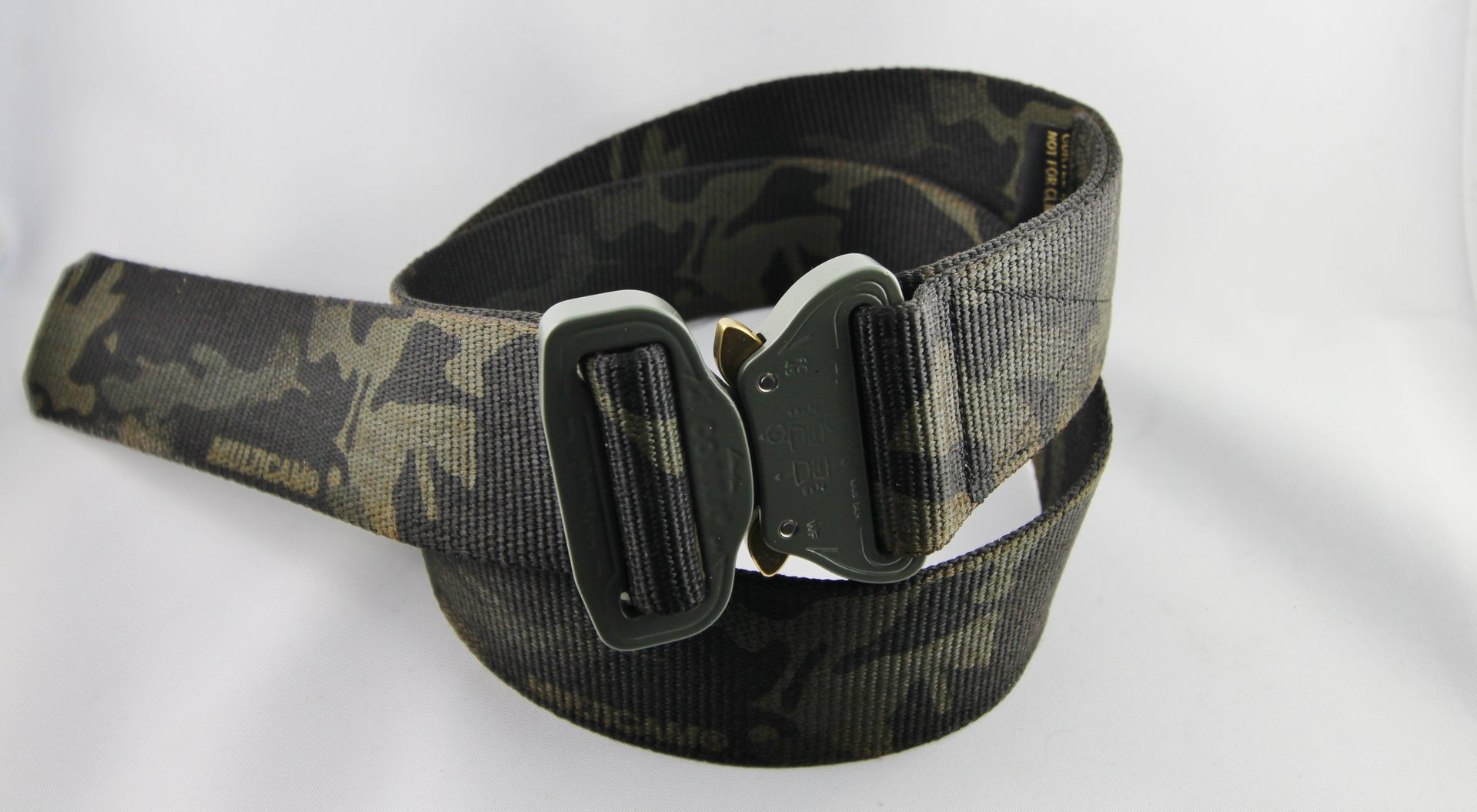 Hosengürtel 45mm BLACK MULTICAM