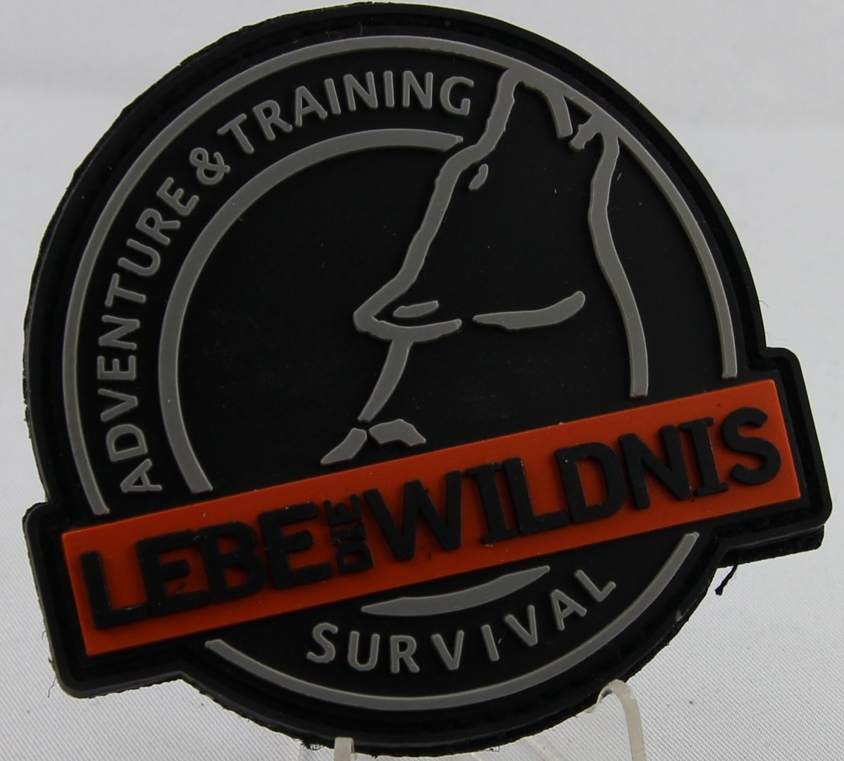"Patch ""LEBE DIE WILDNIS"""